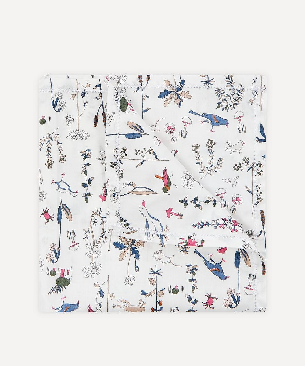 Liberty - Theo Small Cotton Handkerchief