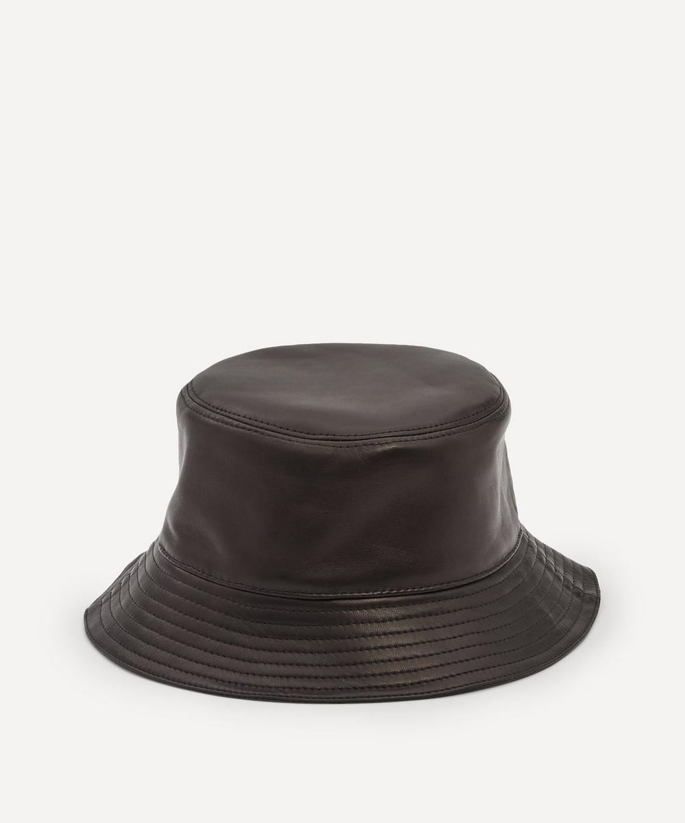 Loewe - Leather Fisherman Hat