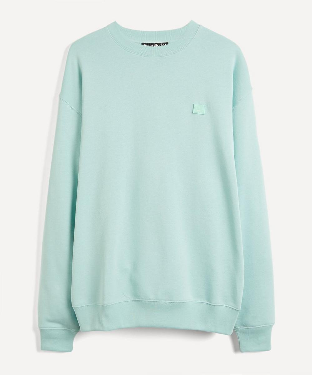 Acne Studios - Face Oversized Cotton Sweater