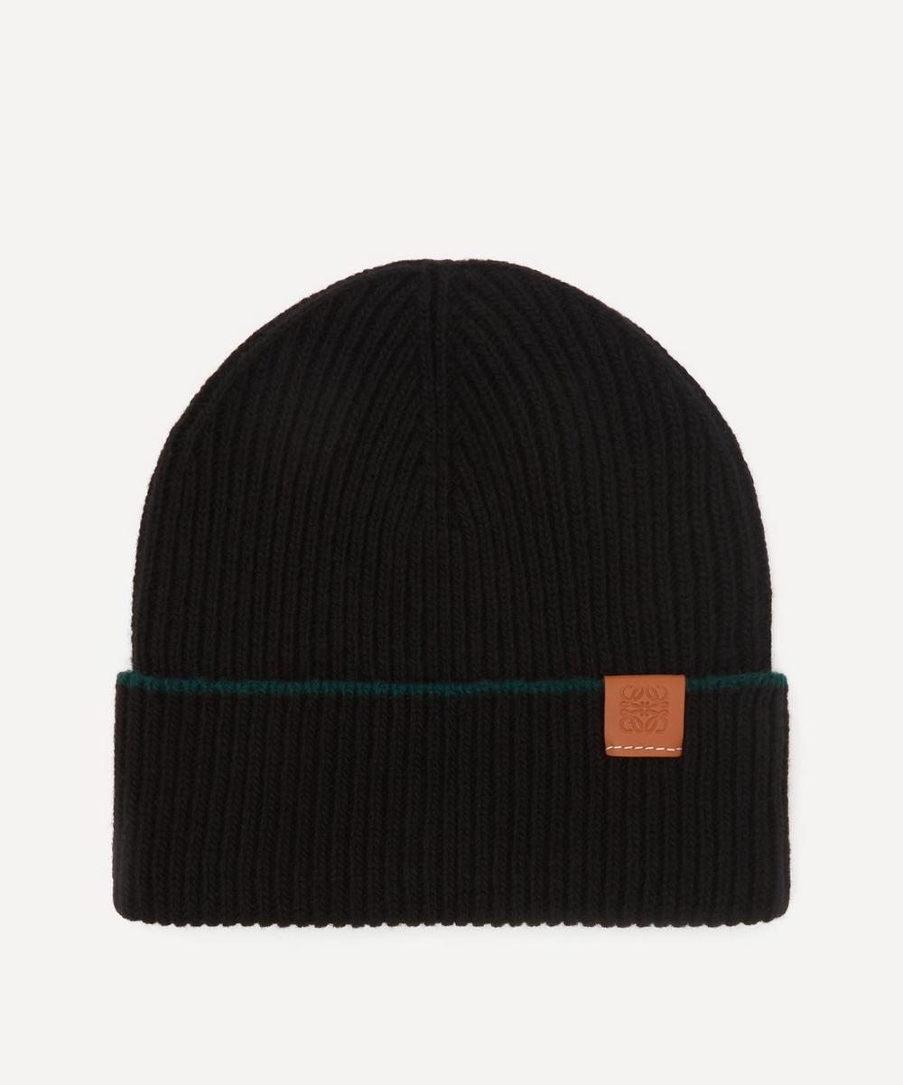 Loewe - Knitted Wool Beanie Hat