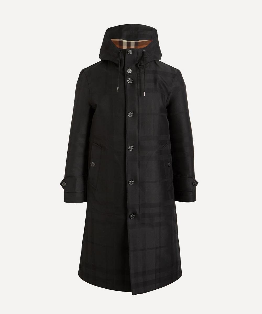 Burberry - Witham Check Parka Coat