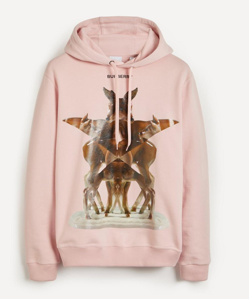 Burberry - Eversham Double Bambi Hoodie