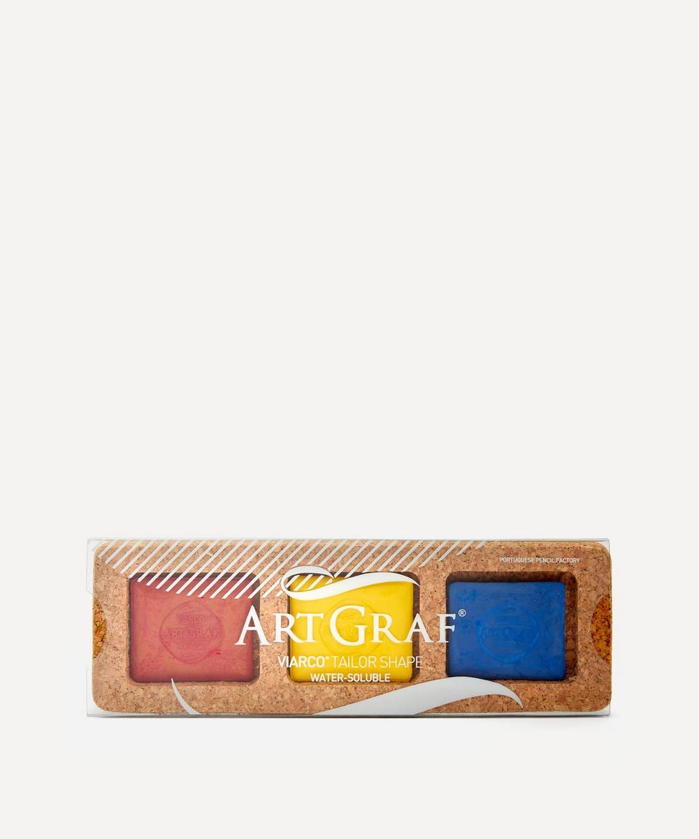 ArtGraf - Tailor Shape Water-Soluble Primary Colours Set of Three