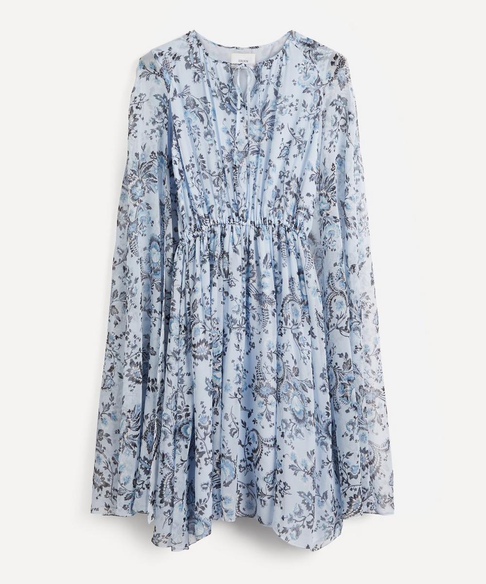Erdem - Austin Caped Mini-Dress