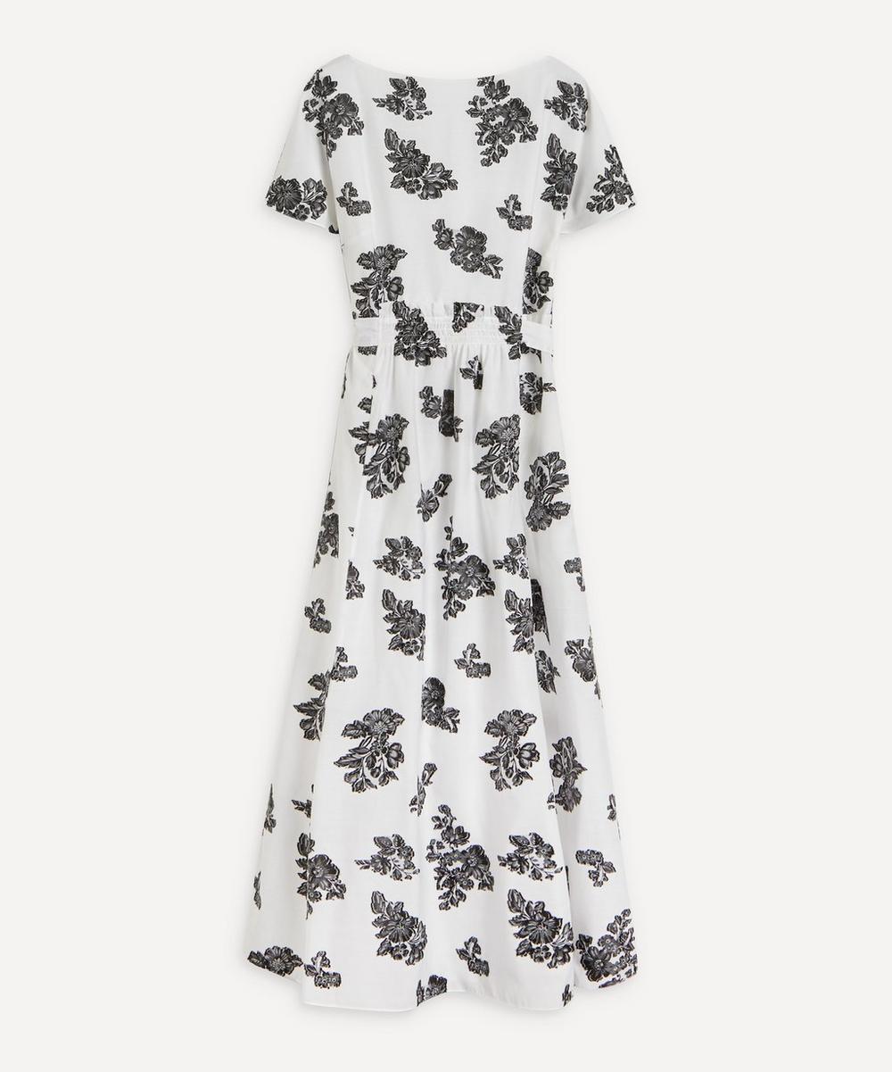 Erdem - Fraser Fil Coupe Cotton Dress
