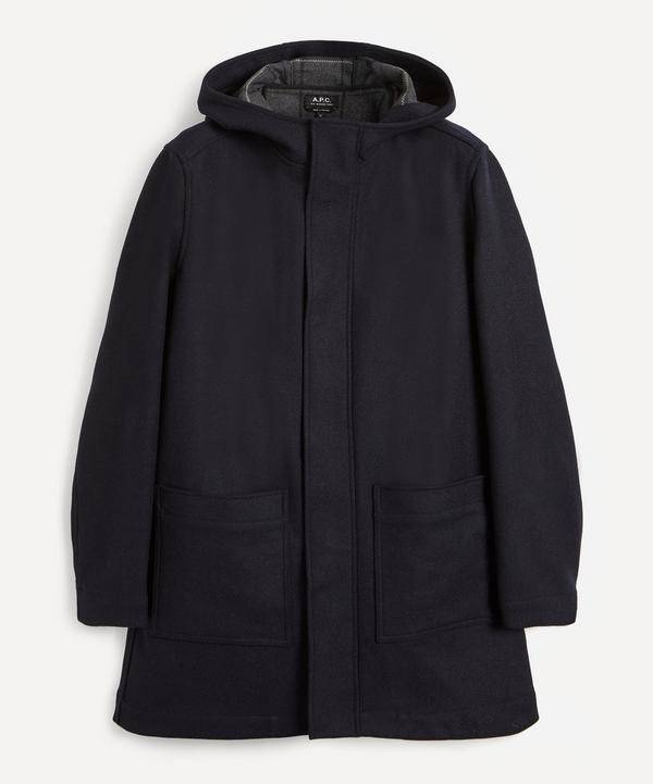 A.P.C. - Tony Wool Parka Coat