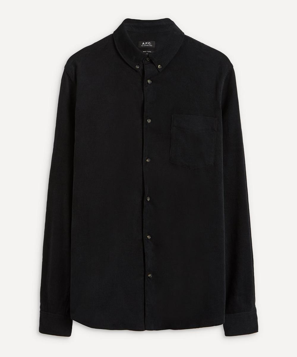 A.P.C. - Serge Cord Overshirt