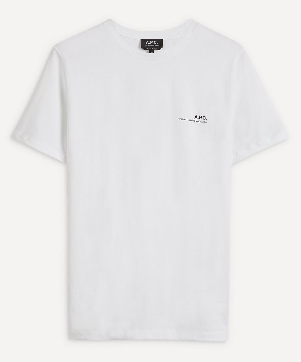 A.P.C. - Item Logo Print T-Shirt