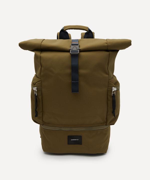 Sandqvist - Verner Roll-Top Backpack