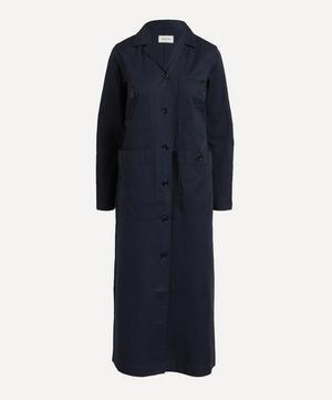 Andrea Organic Cotton Twill Dress