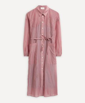 Bethany Linen Shirt-Dress
