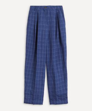 Sirid Linen Tailored Trousers