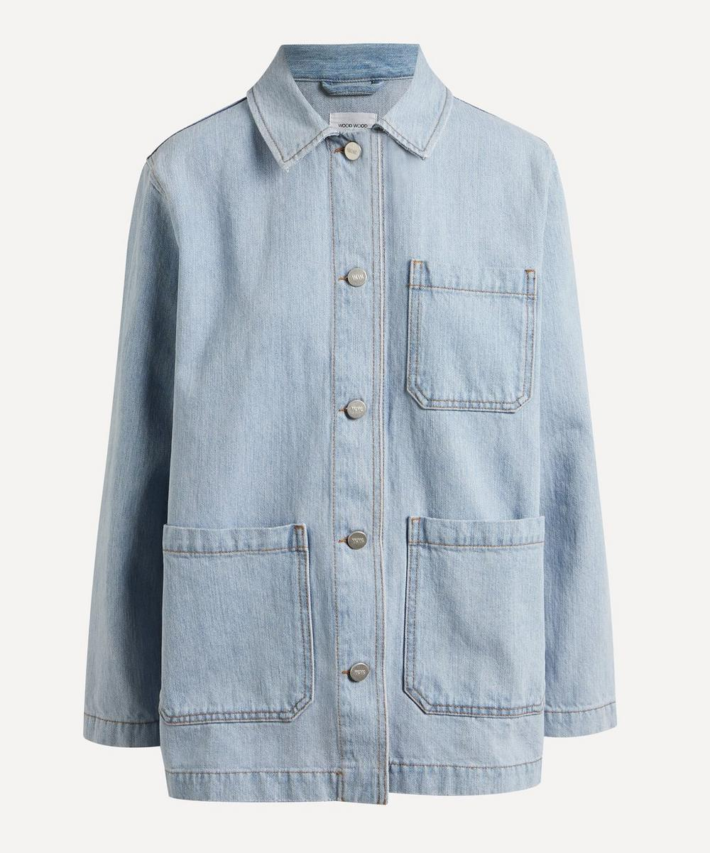 Wood Wood - Mary Ann Denim Jacket
