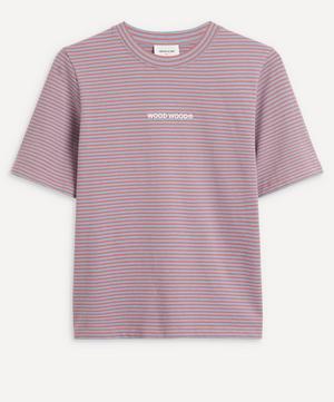 Alma Heavy Stripe Cotton T-Shirt