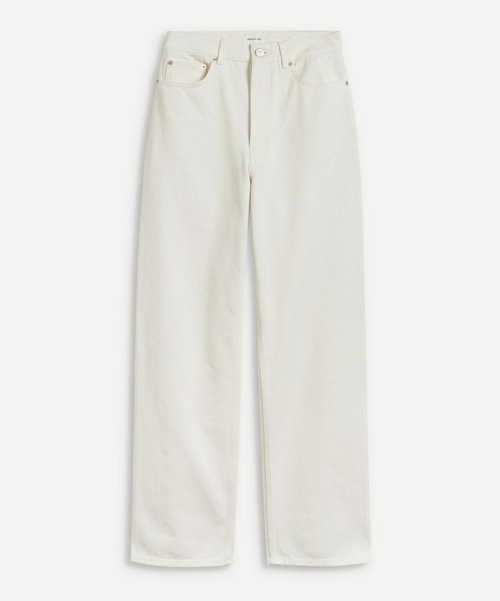 Wood Wood - Ilo Straight-Leg High-Waist Jeans