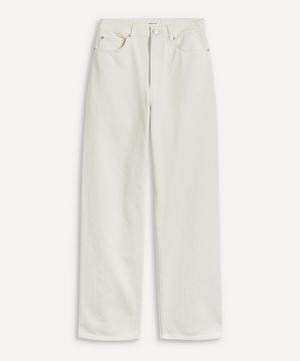 Ilo Straight-Leg High-Waist Jeans