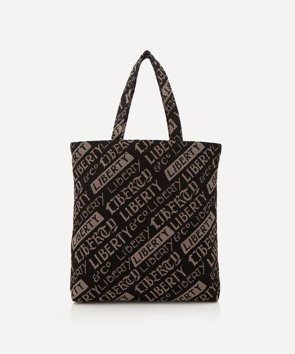 Liberty - Jacquard Liberty Logo Tote Bag