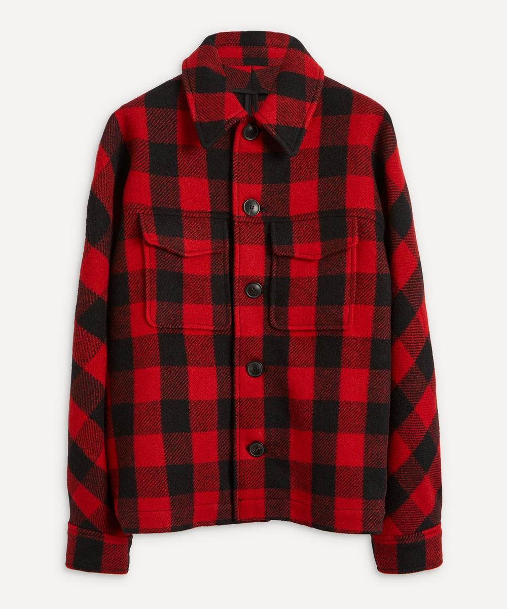 Ami - Lumberjack Plaid Jacket