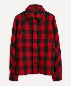 Lumberjack Plaid Jacket