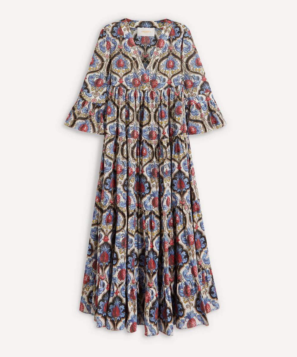 La DoubleJ - Jennifer Jane Cotton Maxi-Dress