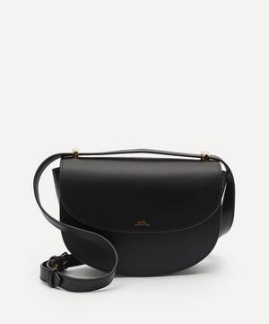 Genève Leather Cross-Body Bag