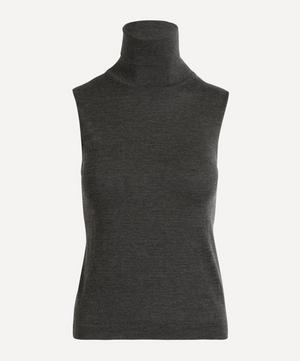 Becca Cashmere-Silk Sleeveless Top
