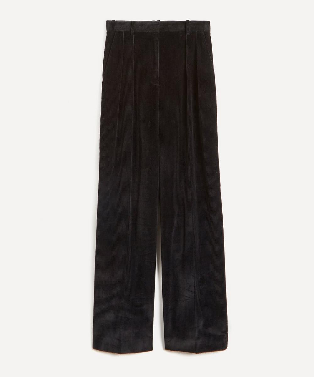 The Row - Chandler Wide-Leg Corduroy Trousers