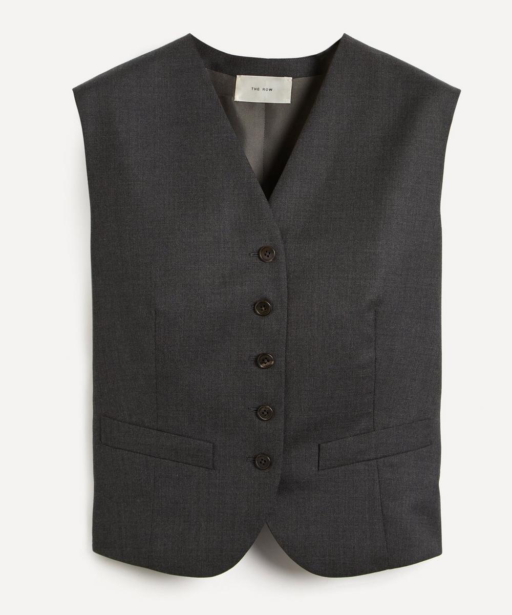 The Row - Vega Wool Waistcoat