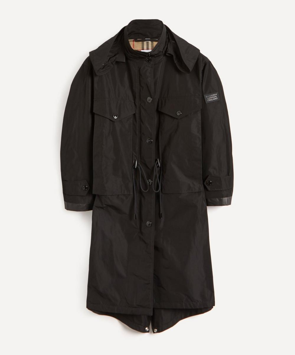 Burberry - Colney Hooded Raincoat