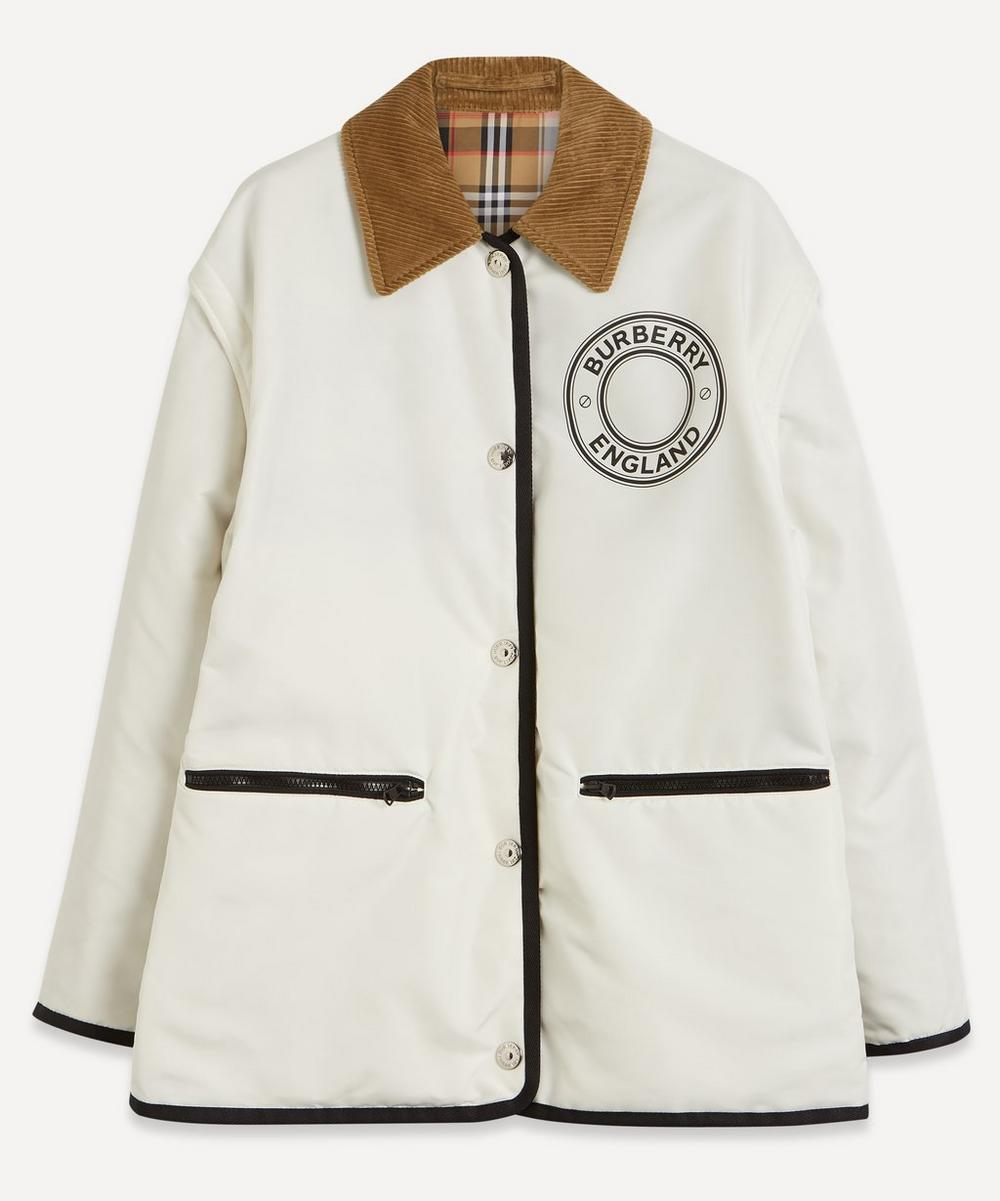 Burberry - Westcliff 824 Logo Nylon Jacket