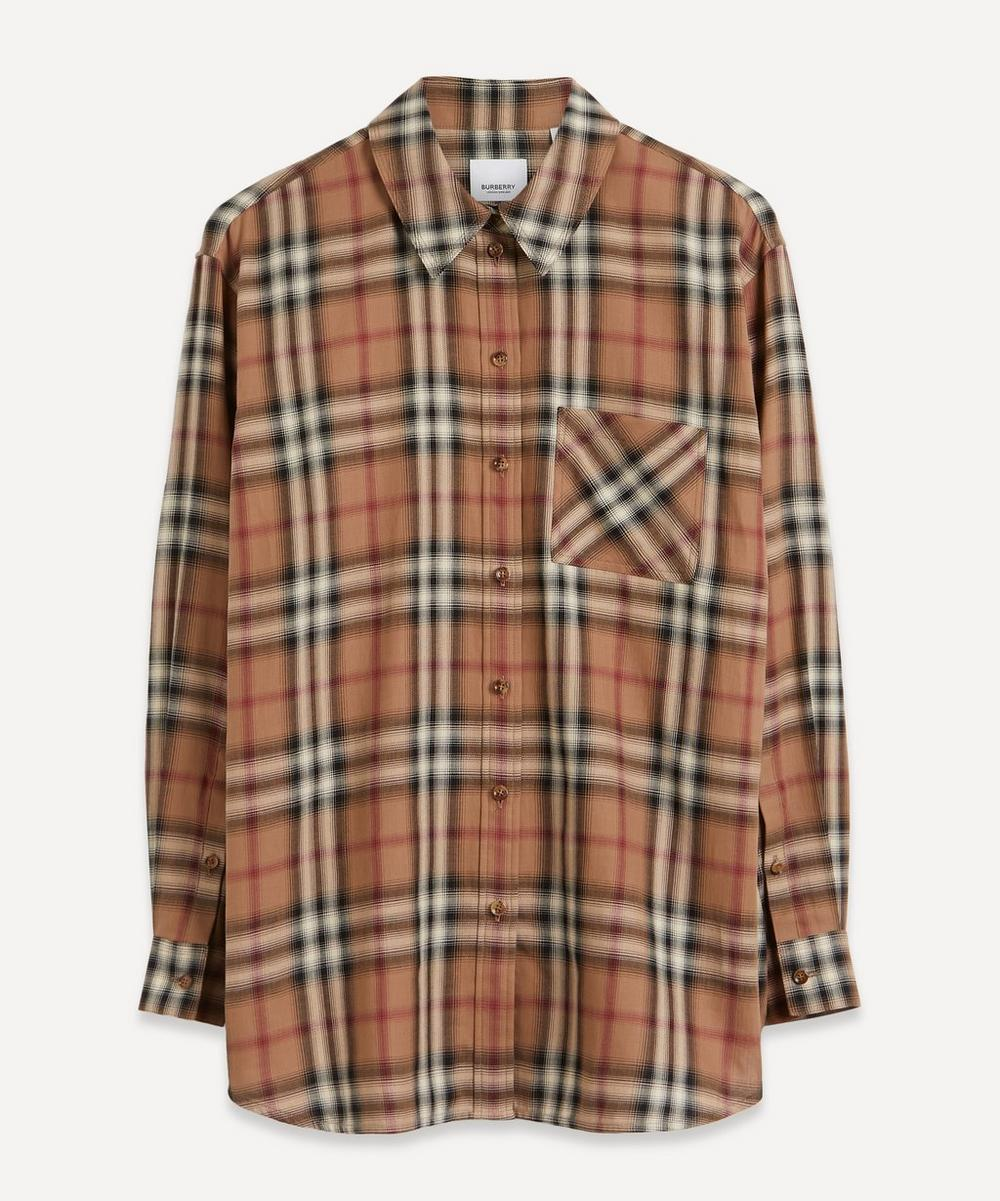 Burberry - Carlota House Check Shirt