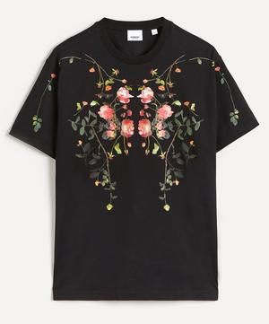 Carrick Flowers Cotton Jersey T-Shirt