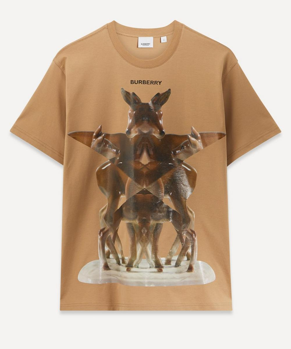 Burberry - Carrick Multi Deer T-Shirt