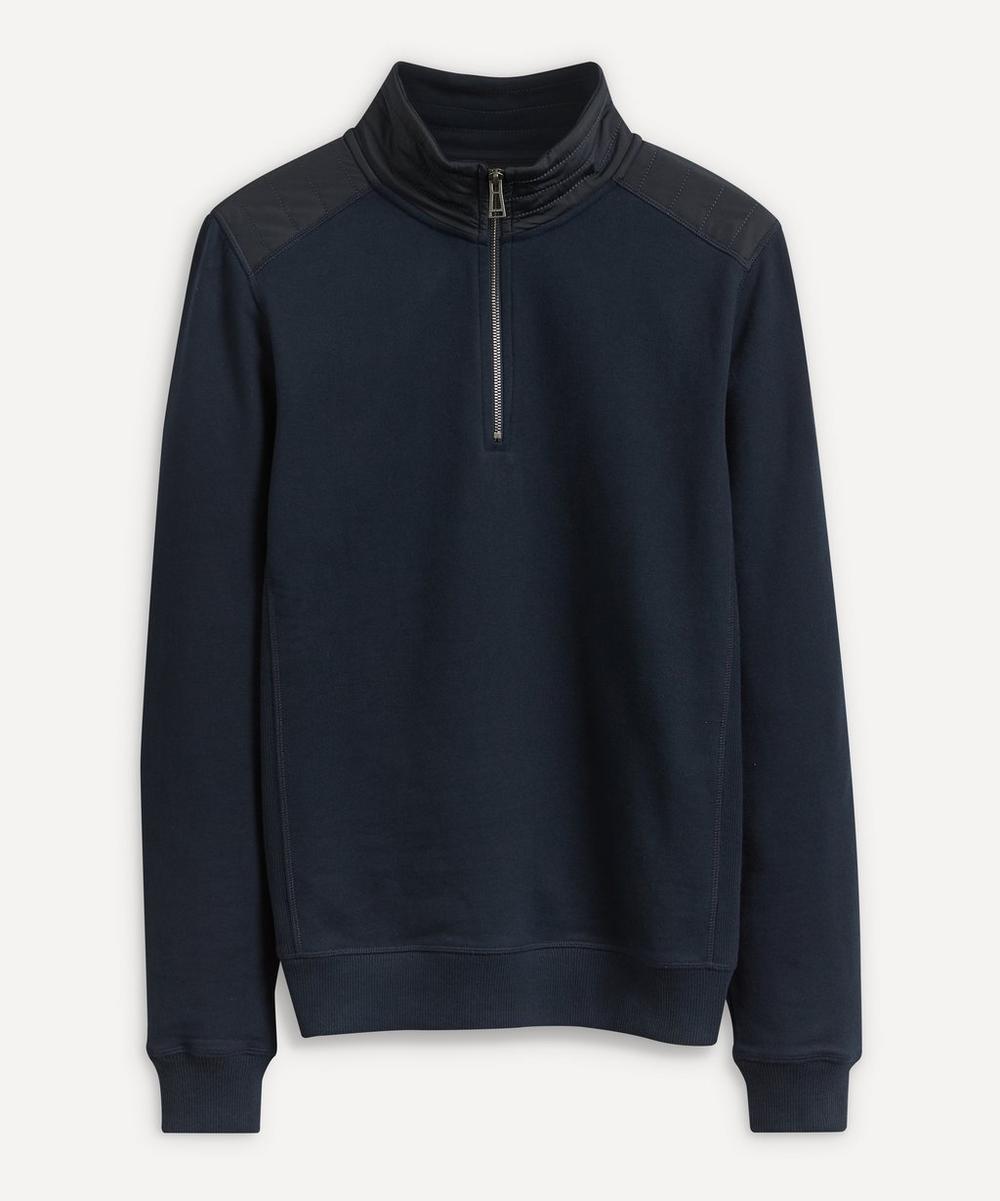 Belstaff - Jaxon Quarter-Zip Sweatshirt