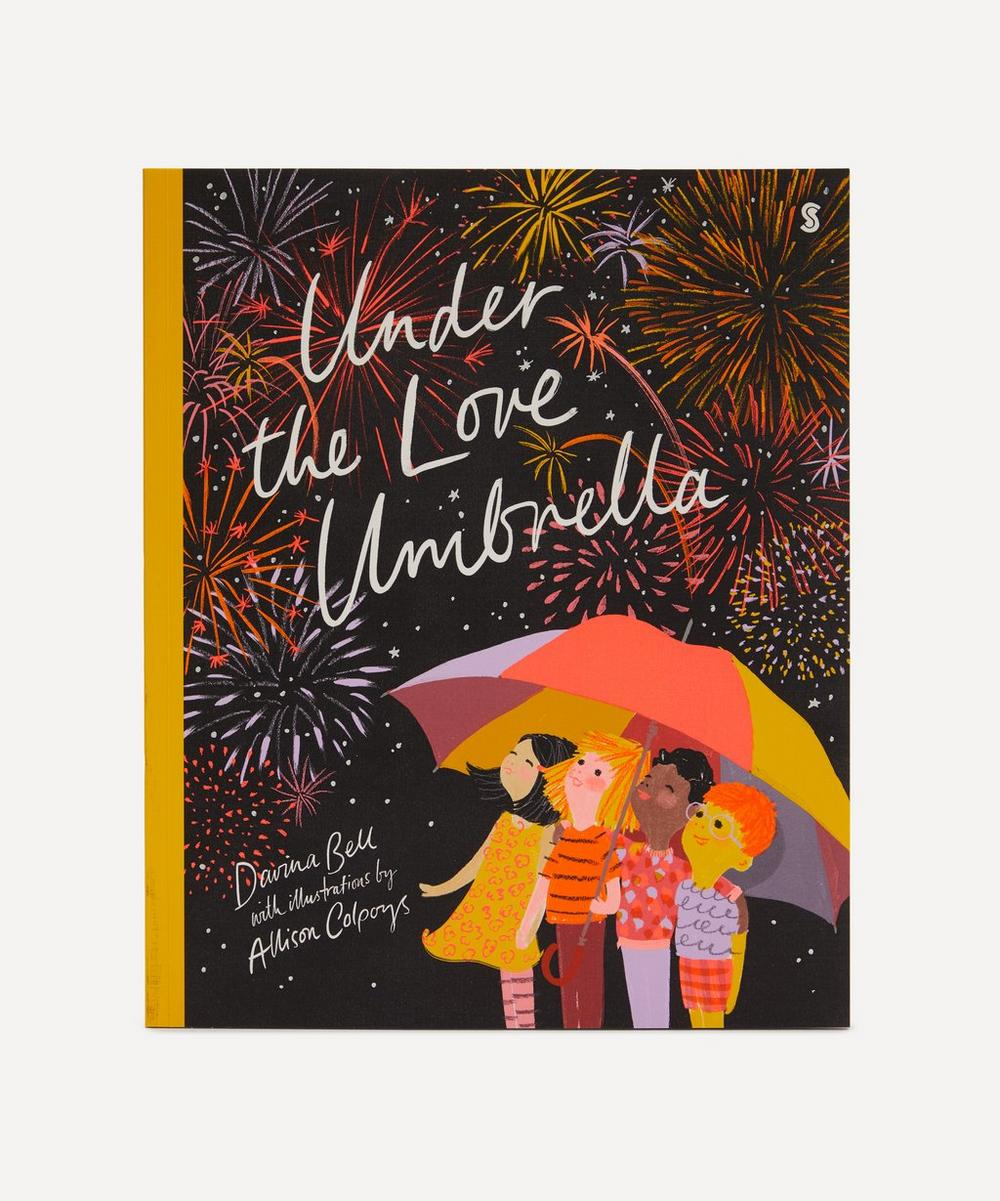 Bookspeed - Under the Love Umbrella