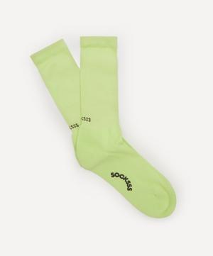 Sour Apple Socks
