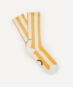 Sunbeam Striped Socks