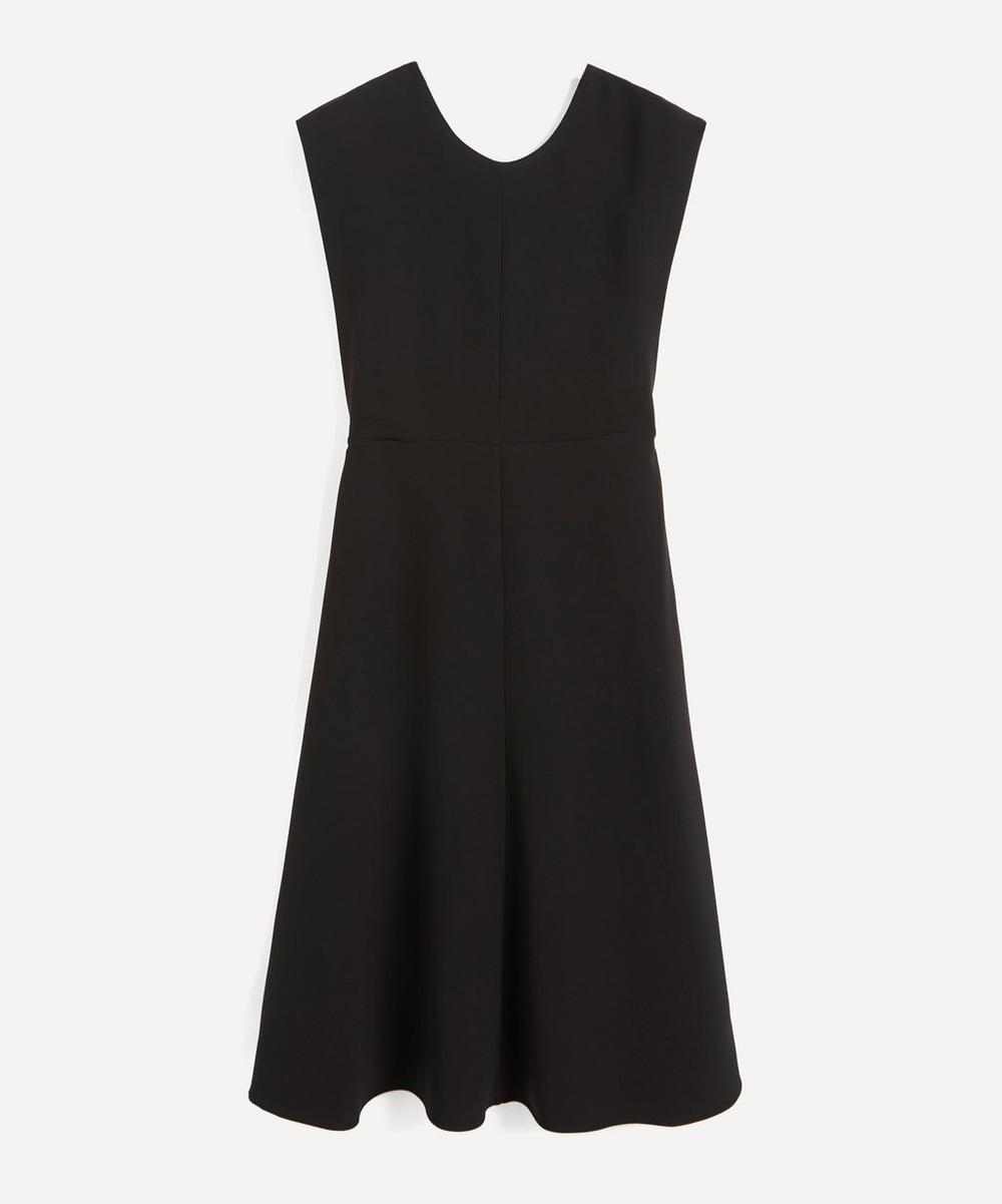 Joseph - Delannoy V-Back Cady Midi-Dress
