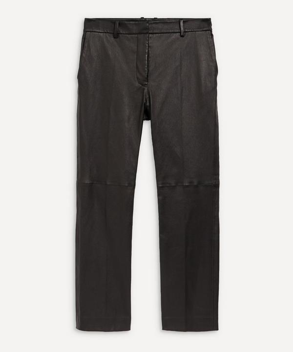 Joseph - Coleman Stretch-Leather Trousers
