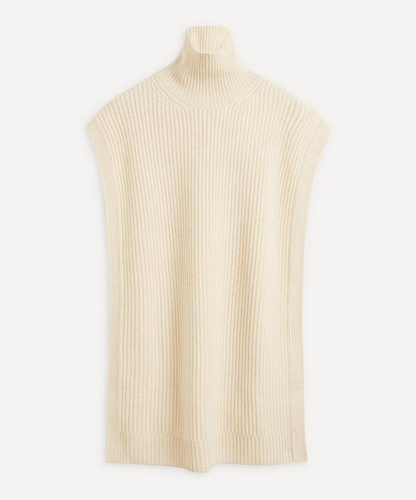 Joseph - Cashmere Knit Poncho