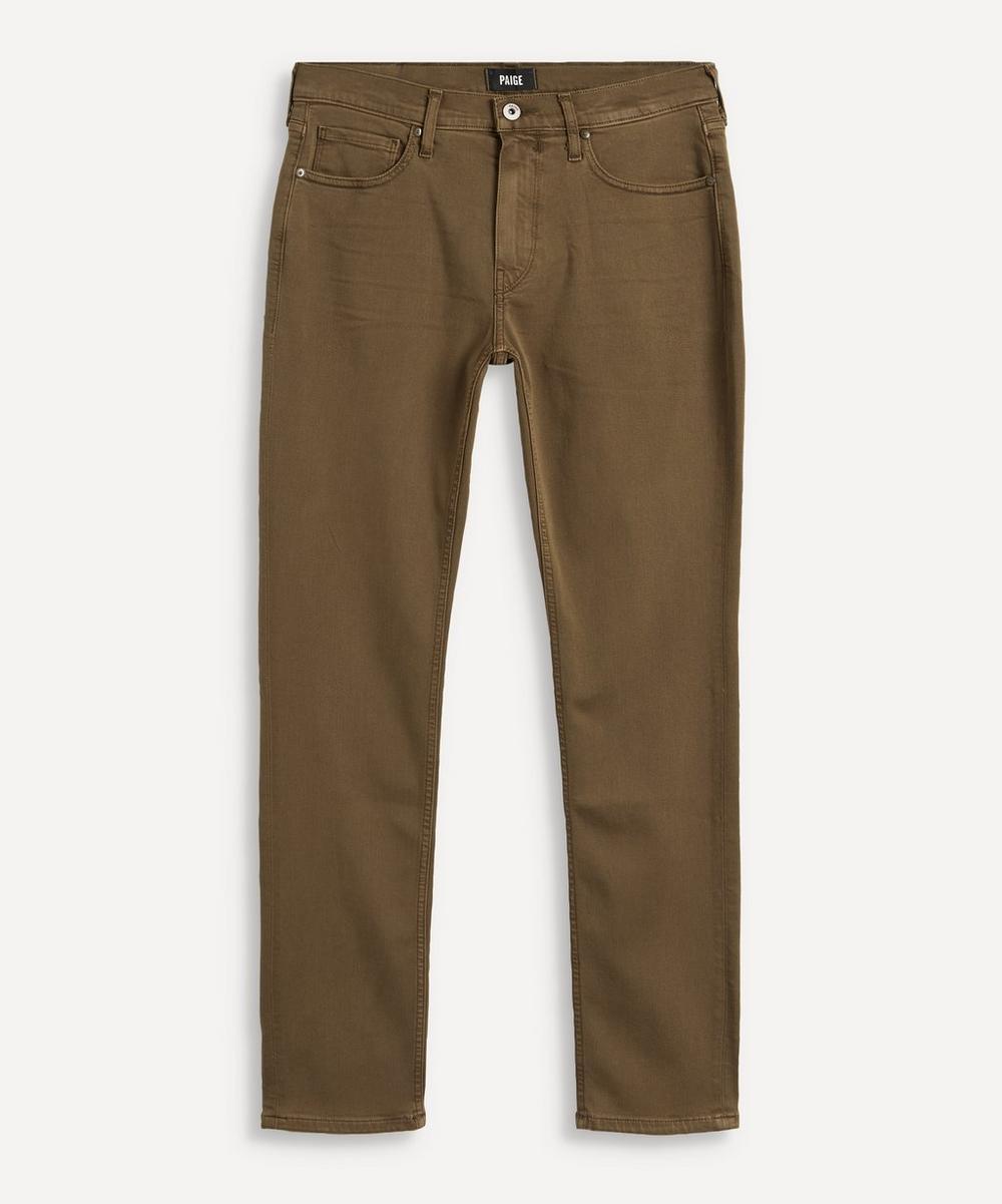 Paige - Lennox Vintage Bay Leaf Jeans