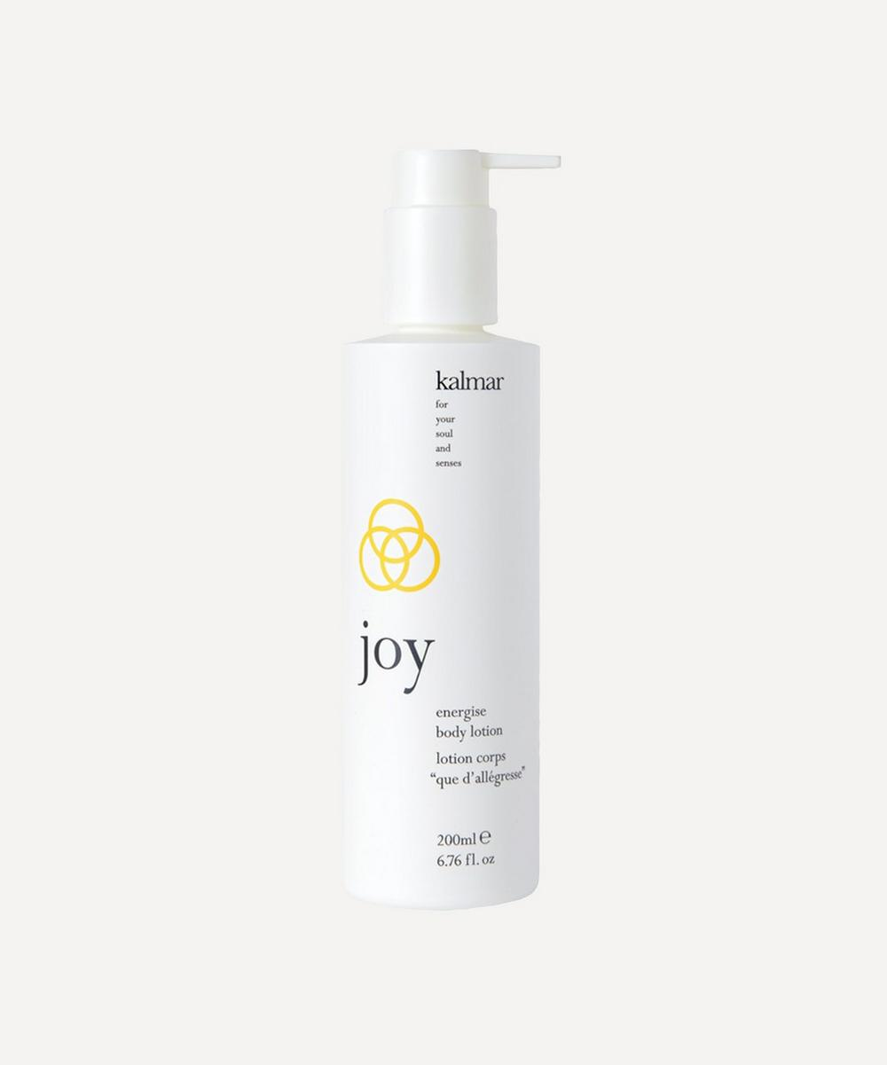 kalmar - Joy Energise Body Lotion 200ml image number 0