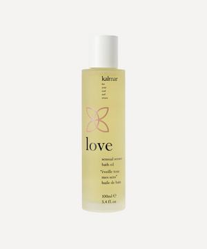 Love Sensual Senses Bath Oil 100ml