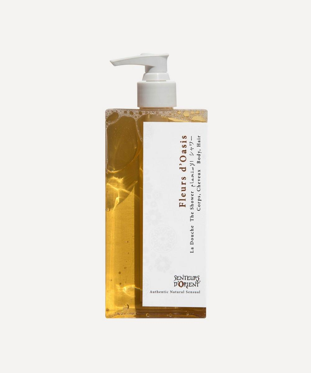 Senteurs d'Orient - The Shower Fleurs d'Oasis Hair and Body Wash 300ml