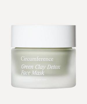 Green Clay Detox Face Mask 50ml