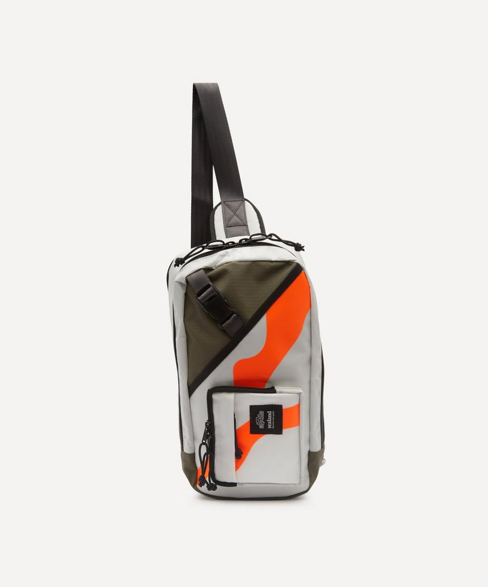 Sealand - Bloc Upcycled Ripstop-Canvas Crossbody Bag