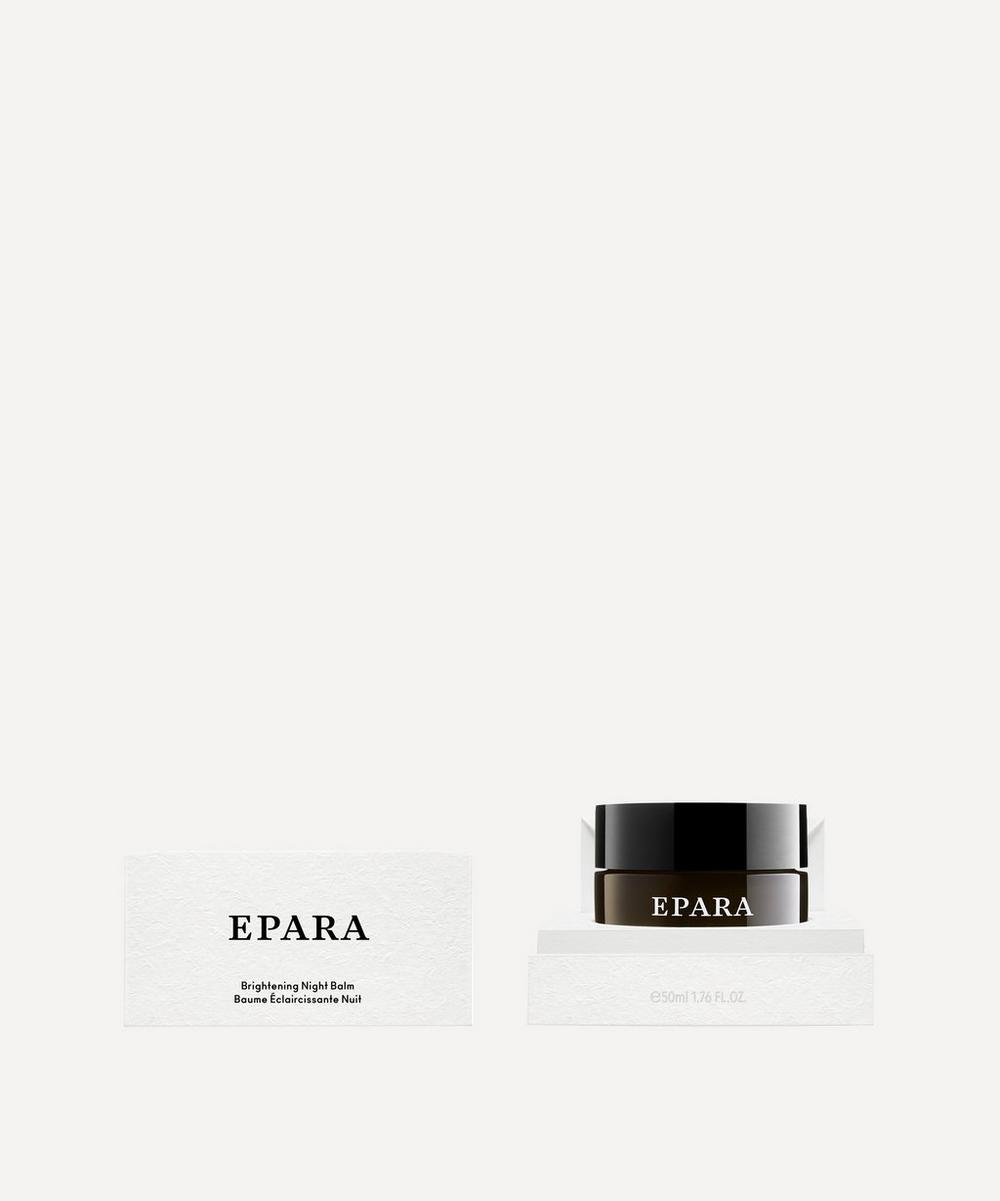 Epara - Brightening Night Balm 50ml