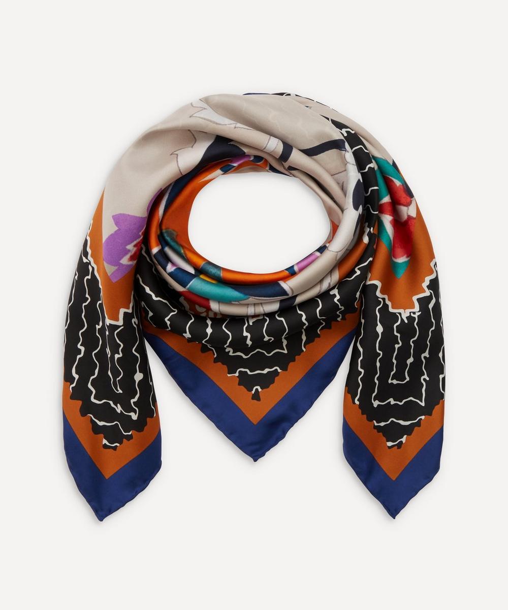 Missoni - Floral Print Silk Scarf