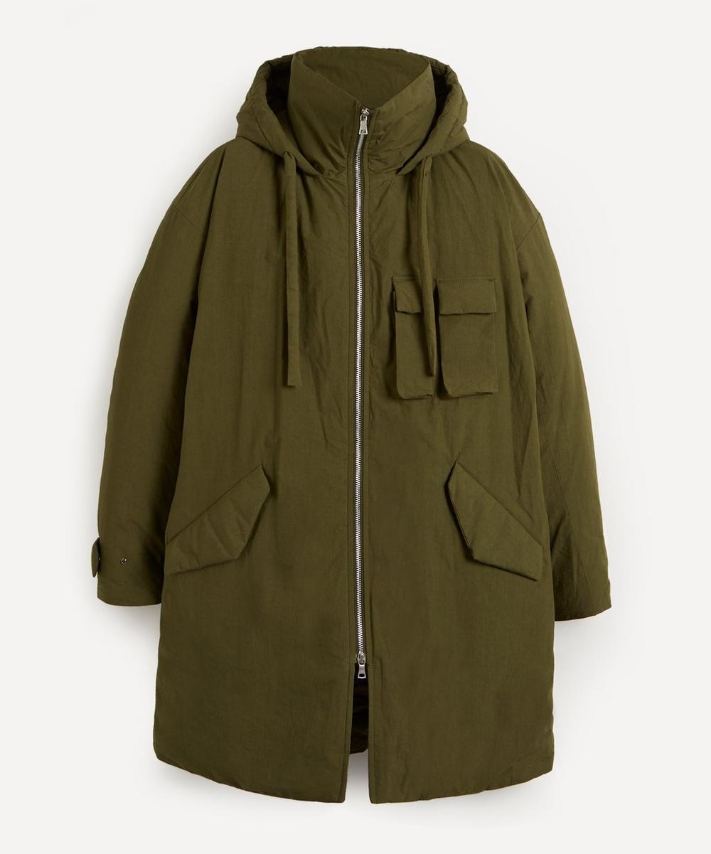 Kuro - Bartoro Hooded Down Coat