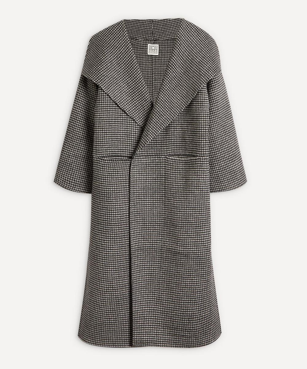 Totême - Signature Wool Cashmere Coat